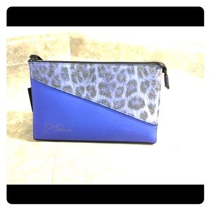 Women cosmetic bag/ makeup pouch